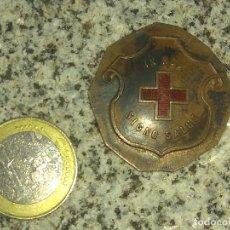 Militaria: PRUEBA MEDALLA DE LA CRUZ ROJA IN HOC SIGNO SALUS, ENVÍO GRATIS. Lote 146899858