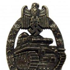 Militaria: CONDECORACION ALEMANA DE PECHO PANZER ANTICARRO CON AGUJA TRASERA ,ENVIO ECONOMICO. Lote 147007250