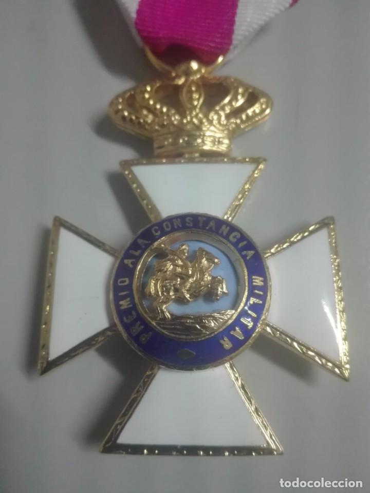 Militaria: Medalla de la Orden de San Hermenegildo - Foto 2 - 147409762