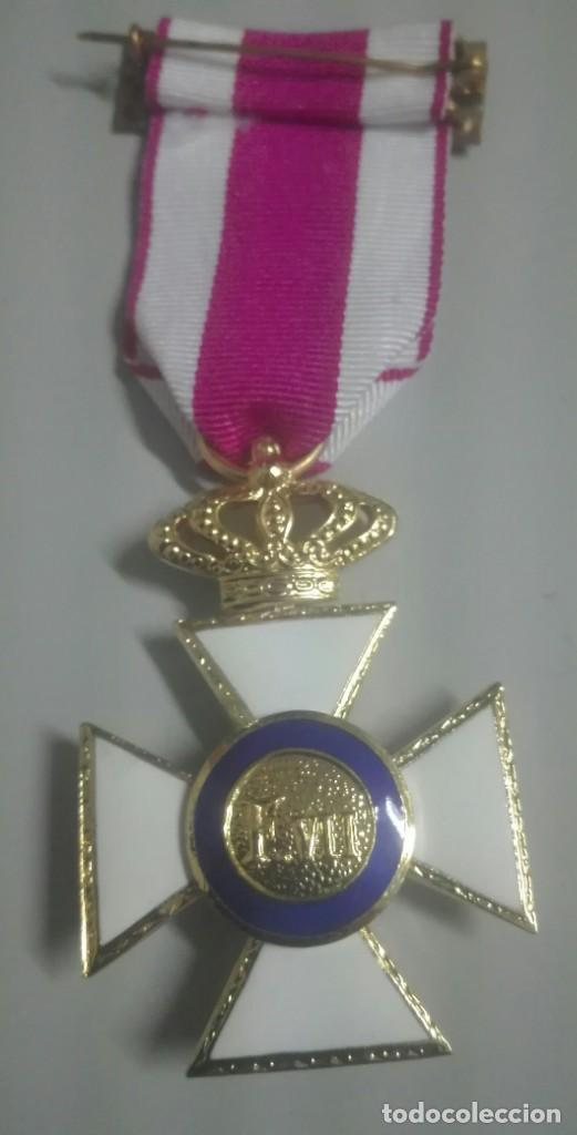 Militaria: Medalla de la Orden de San Hermenegildo - Foto 3 - 147409762