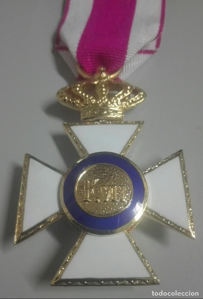 Militaria: Medalla de la Orden de San Hermenegildo - Foto 4 - 147409762