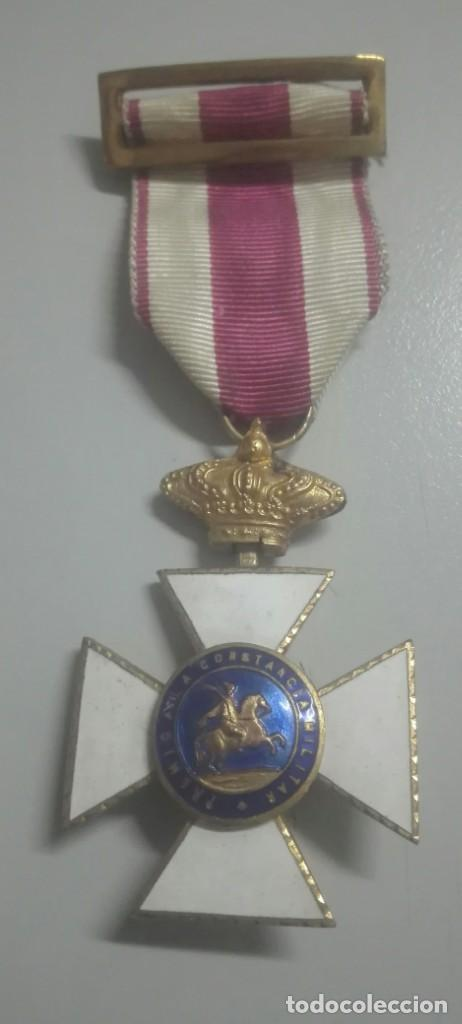 MEDALLA DE LA ORDEN DE SAN HERMENEGILDO (Militar - Medallas Españolas Originales )