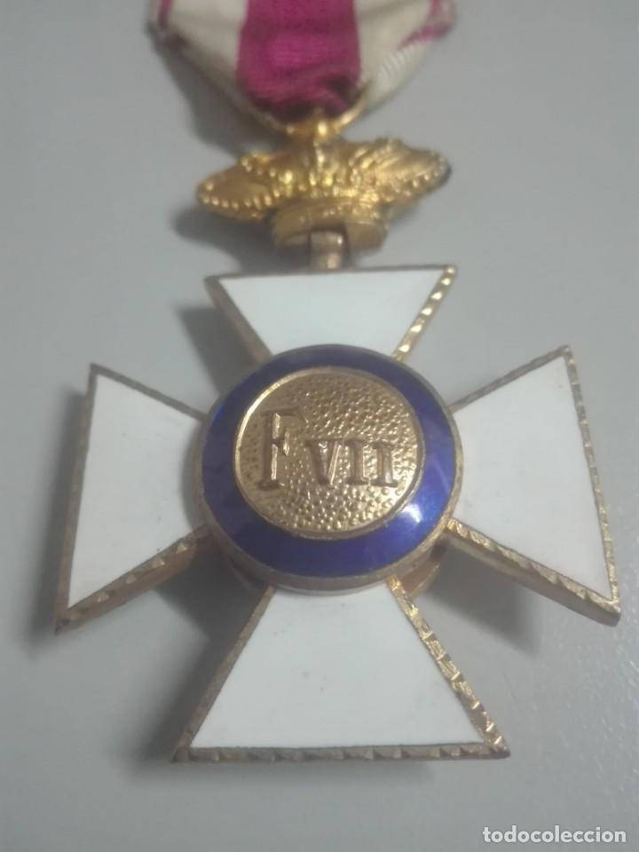 Militaria: Medalla de la Orden de San Hermenegildo - Foto 4 - 147409854