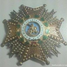 Militaria: PLACA DE LA ORDEN DE SAN HERMENEGILDO. Lote 147409986