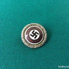 Militaria: N.S.D.A.P. PEQUEÑA , NUMERADA .. Lote 147700462