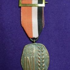 Militaria: CONDECORACION DEL INI (INSTITUTO NACIONAL DE INDUSTRIA). MEDALLA PLUS ULTRA.. Lote 147720362