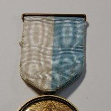 Militaria: MEDALLA MASONICA INGLESA DE PLATA MACIZA DE 1945.EXTRAORDINARIO ESTADO DE CONSERVACION.. Lote 147881678