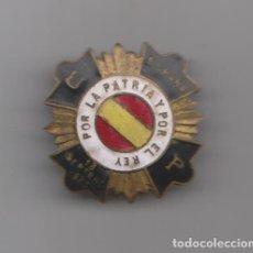 Militaria: INSIGNIA DE LA UNIÓN PATRIÓTICA DE MIGUEL PRIMO DE RIVERA. Lote 148028590