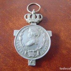 Militaria: MEDALLA MILITAR ISABEL II CAMPAÑA DE AFRICA 1860 . Lote 148060082