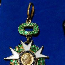 Militaria: MEDALLA FRANCESA - HONNEUR ET PAT RIE - REPUBLIQUE FRANCAISE 1870. Lote 148232360