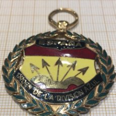 Militaria: MEDALLA ORDEN DE LA DIVISIÓN AZUL. Lote 148786140