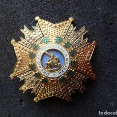 Militaria: (JX-190154)PLACA DE LA ORDEN MILITAR DE SAN HERMENEGILDO .. Lote 149334002