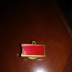 Militaria: PASADOR ORIGINAL MEDALLA RUSA WW2. Lote 149528958