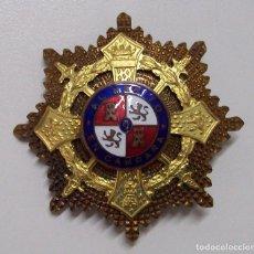 Militaria: PLACA CRUZ DE GUERRA. Lote 149710534