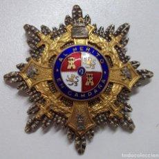 Militaria: PLACA CRUZ DE GUERRA. Lote 149710610