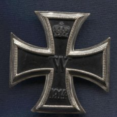 Militaria: ALEMANIA. CRUZ DE HIERRO DE 1ª CLASE, 1914. 1ª GUERRA MUNDIAL. . Lote 149848274