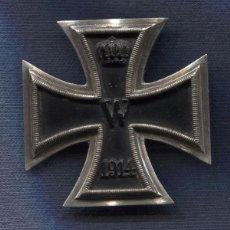 Militaria: ALEMANIA. CRUZ DE HIERRO DE 1ª CLASE, 1914. 1ª GUERRA MUNDIAL. . Lote 149848378