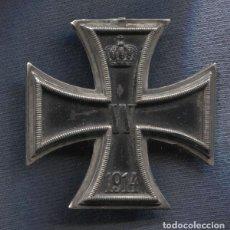 Militaria: ALEMANIA. CRUZ DE HIERRO DE 1ª CLASE, 1914. 1ª GUERRA MUNDIAL. PROCEDE DE UNA CRUZ DE 2ª CLASE. Lote 149853282