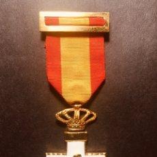 Militaria: CRUZ MÉRITO NAVAL BLANCO. Lote 150485256