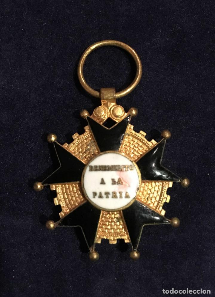 Militaria: Benemerito a la Patria, Patria y Lealtad - Foto 2 - 150504758