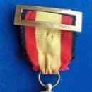Militaria: MEDALLA DE LA CAMPAÑA 1936-1939 CINTA VANGUARDIA. Lote 151129982