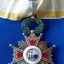 Militaria: ENCOMIENDA ORDEN ISABEL LA CATOLICA - EPOCA DE FRANCO. Lote 151414270