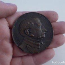 Militaria: ANTIGUA MEDALLA CATALANA DE 1925 AL DOCTOR CARDENAL, MEDICO, EN CATALAN. MEDICINA. ORIGINAL. Lote 151554790