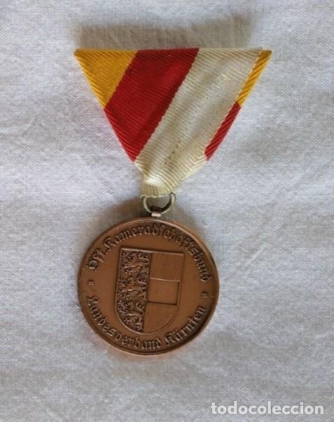 MEDALLA AUSTRÍACA, CATEGORÍA BRONCE. (Militar - Medallas Extranjeras Originales)