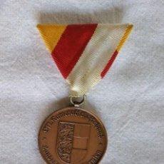 Militaria: MEDALLA AUSTRÍACA, CATEGORÍA BRONCE.. Lote 151867474