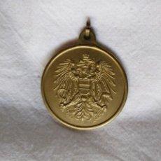 Militaria: MEDALLA AUSTRÍACA, SIN CINTA.. Lote 151868046