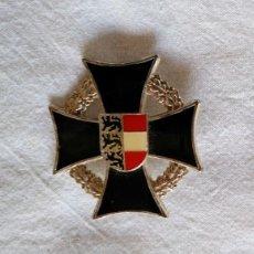 Militaria: MEDALLA AUSTRÍACA, PLACA CATEGORÍA PLATA.. Lote 151869738
