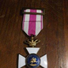 Militaria: CRUZ DE LA REAL Y MILITAR ORDEN DE SAN HERMENEGILDO. ÉPOCA ALFONSO XIII. . Lote 152063338