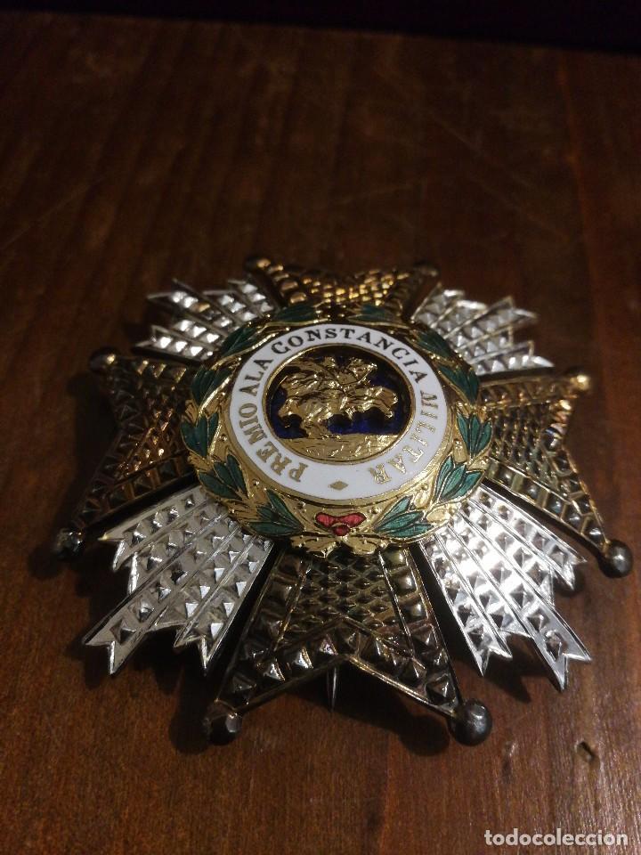 Militaria: PLACA DE LA ORDEN DE SAN HERMENEGILDO. - Foto 2 - 152063346