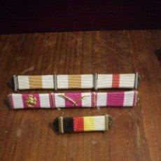 Militaria: PASADORES CONDECORACIONES, MEDALLAS.. Lote 152067602