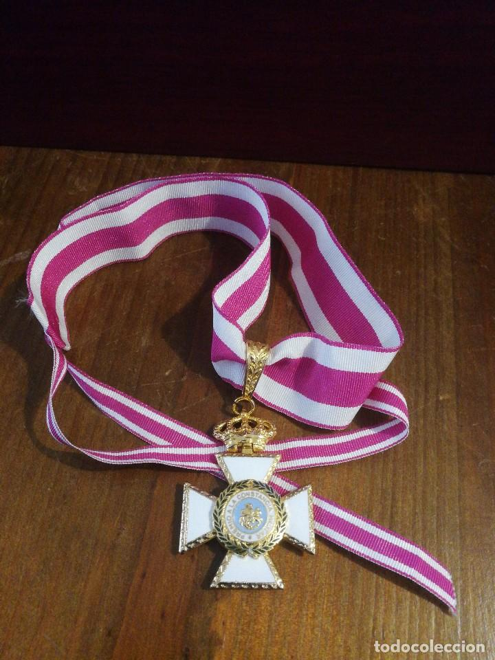 ENCOMIENDA ORDEN SAN HERMENEGILDO. (Militar - Medallas Españolas Originales )