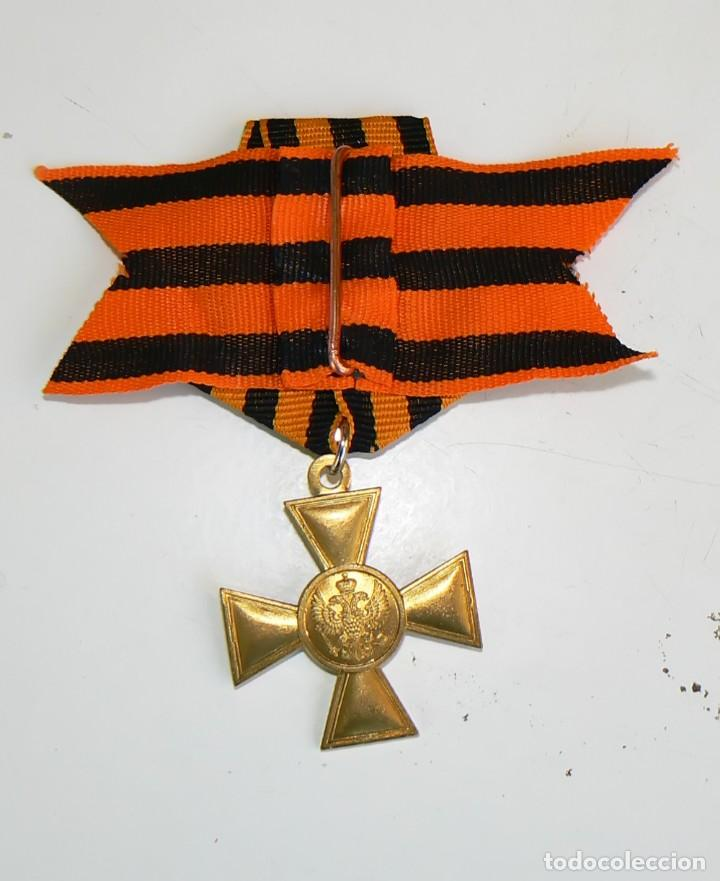 Militaria: Imperio ruso. Cruz de San Jorge 1 clase para los musulmanes - Foto 4 - 166004264