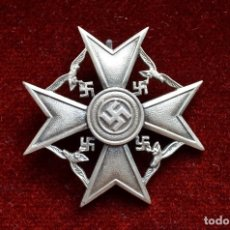 Militaria: WWII THE GERMAN SPANISH CROSS. Lote 162485782