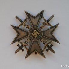 Militaria: WWII THE GERMAN SPANISH CROSS OF SWORDS. Lote 152490614