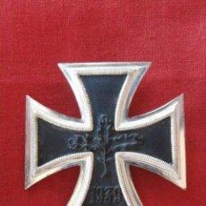 Militaria: MEDALLA CONDECORACIÓN ALEMANA CRUZ DE HIERRO DE I PRIMERA CLASE 1939 VERSIÓN 1957 HECHA EN 3 PIEZAS. Lote 152967558