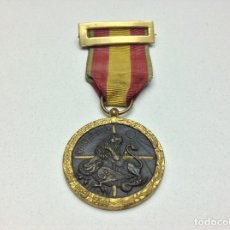 Militaria: MEDALLA MILITAR 17 JULIO 1936 - AM EN LA GARRA - FABRICADA POR EGAÑA -MEDALLA DE RETAGUARDIA. Lote 153129754
