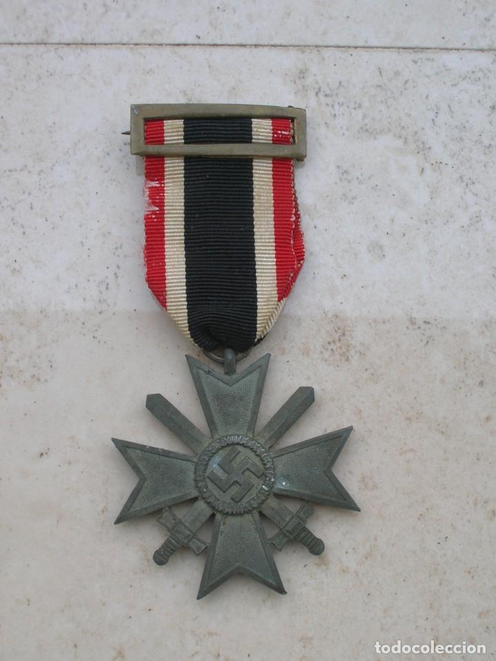 lo último 84996 8397f Alemania.cruz al mérito de guerra.2ª clase.en l - Sold ...