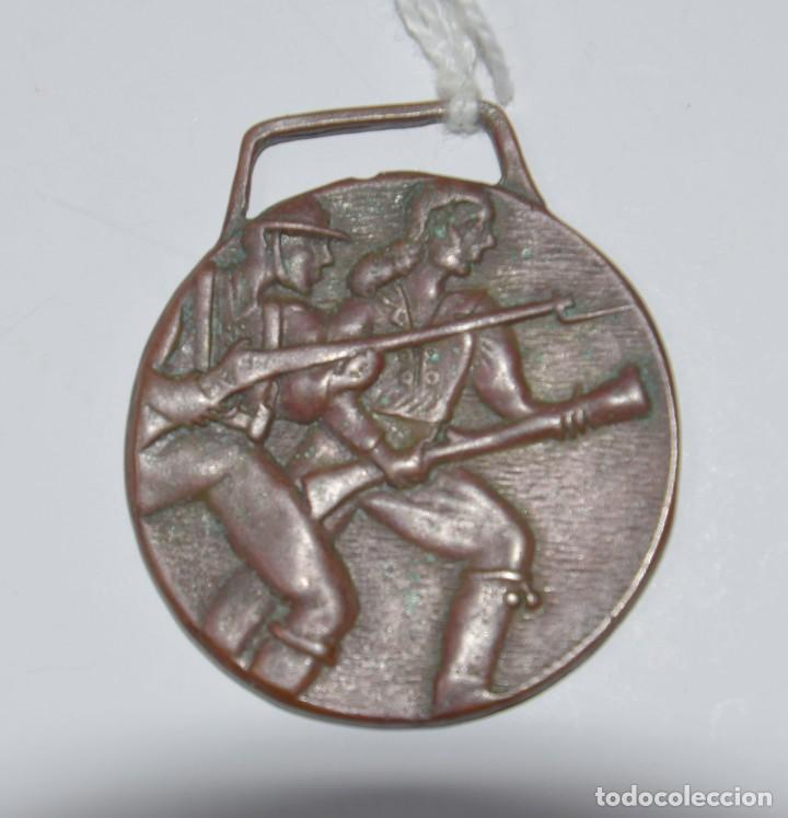 MEDALLA 2ª GUERRA DE LA INDEPENDENCIA 1808-1936 REPÚBLICA (Militar - Medallas Españolas Originales )