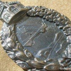 Militaria: INSIGNIA DE PILOTO ALEMAN DE LA PRIMERA GUERRA MUNDIAL. EXCEPCIONAL REPLICA.. Lote 153550874