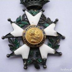 Militaria: FRANCIA - MEDALLA DE LA ORDEN LEGIÓN DE HONOR FRANCESA - 1830 - 1848 LUIS FELIPE DE ORLEANS. Lote 153843418