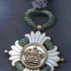 Militaria: YUGOSLAVIA. ORDEN DE LA CORONA. CRUZ DE CABALLERO. 1929.. Lote 153862694