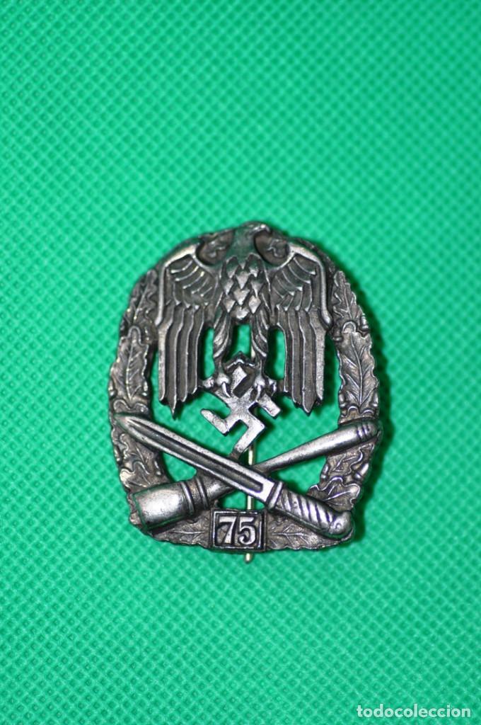 INSIGNIA DE ASALTO GENERAL (Militar - Reproducciones y Réplicas de Medallas )