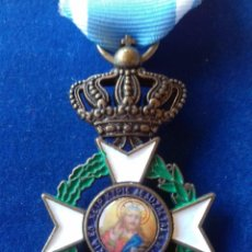 Militaria: GRECIA - MEDALLA DE LA ORDEN DEL REDENTOR . Lote 154378122