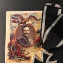 Militaria: CRUZ DE CABALLERO DE HIERRO (1813-1870) PRUSIA Y POSTERIORMENTE LA ALEMANIA NAZI, (RÉPLICA). Lote 154383664