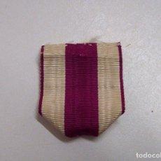 Militaria: CINTA MEDALLA SAN HERMENEGILDO. Lote 154483070
