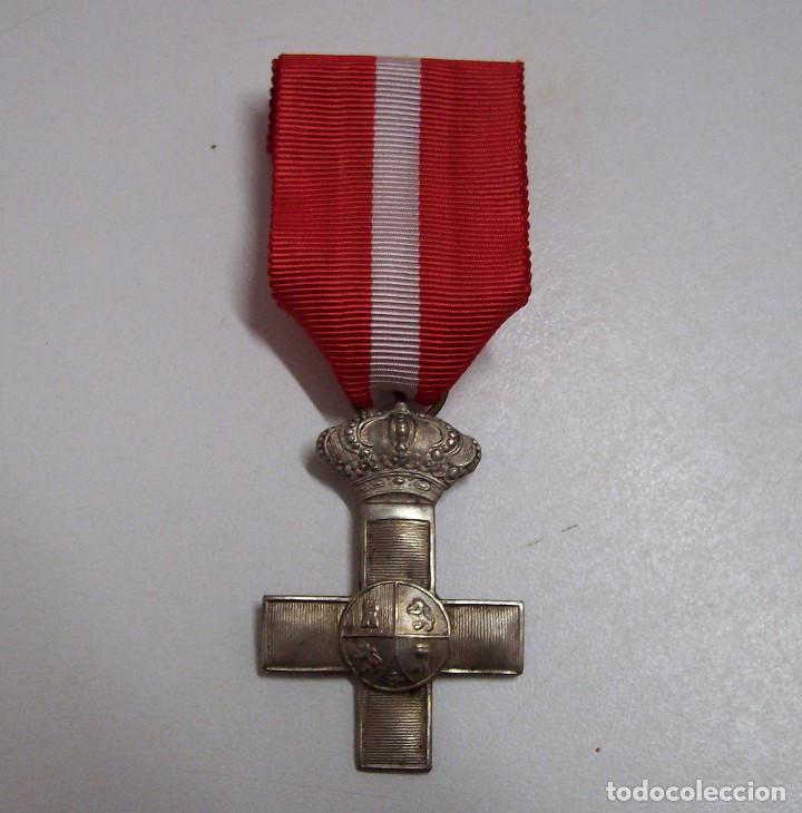 MEDALLA GOBIERNO PROVISIONAL 1868 1871 (Militar - Medallas Españolas Originales )